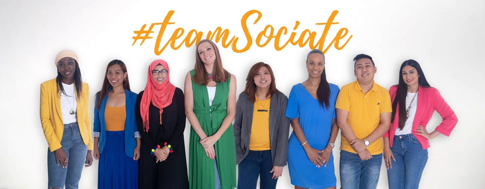 team sociate agency